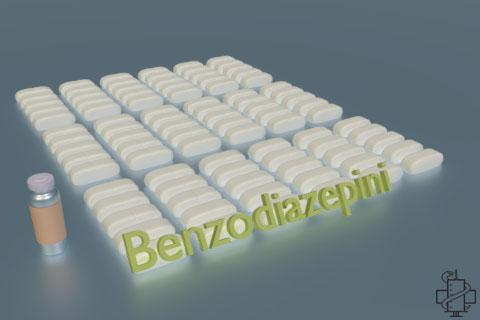 benzodijazepini, benzosi, smirici, anksioznost, lecenje