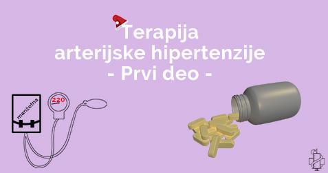 Terapija hipertenzije